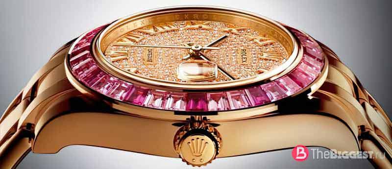 самые дорогие часы Rolex