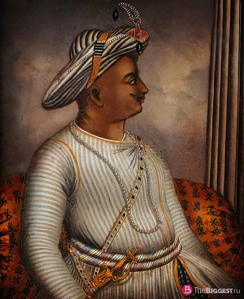Султан Типу - один из велиуих исламских воинов