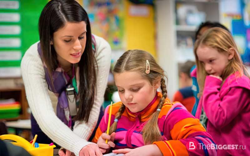 Гендерные стереотипы об учителях