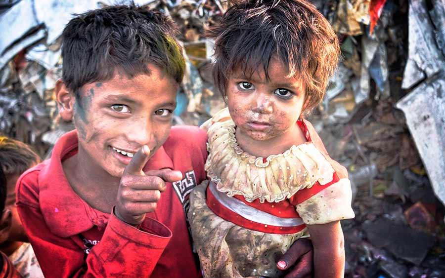 10 самых бедных стран