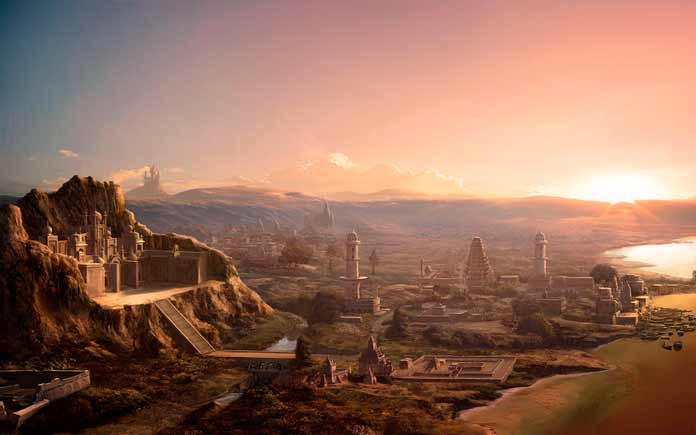 самые древние цивилизации