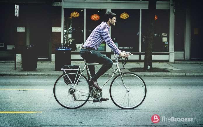 Механический транспорт,-движимый человеком