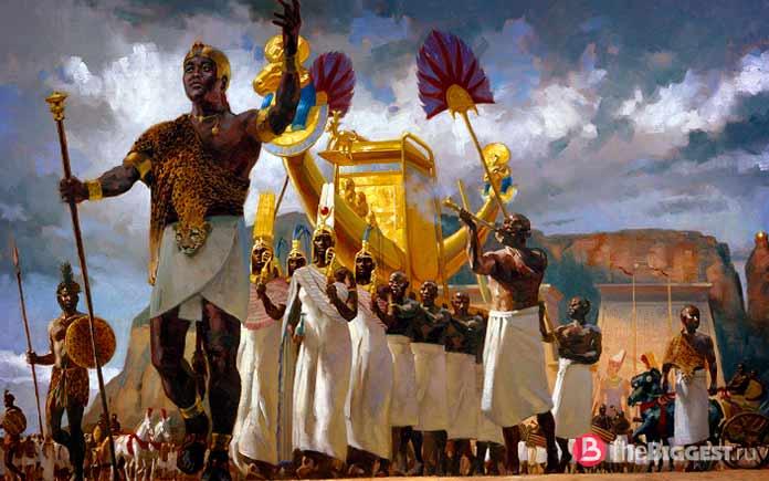 Нубийская цивилизация