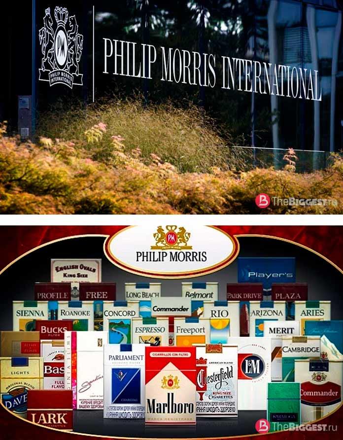 Philip Morris International. США