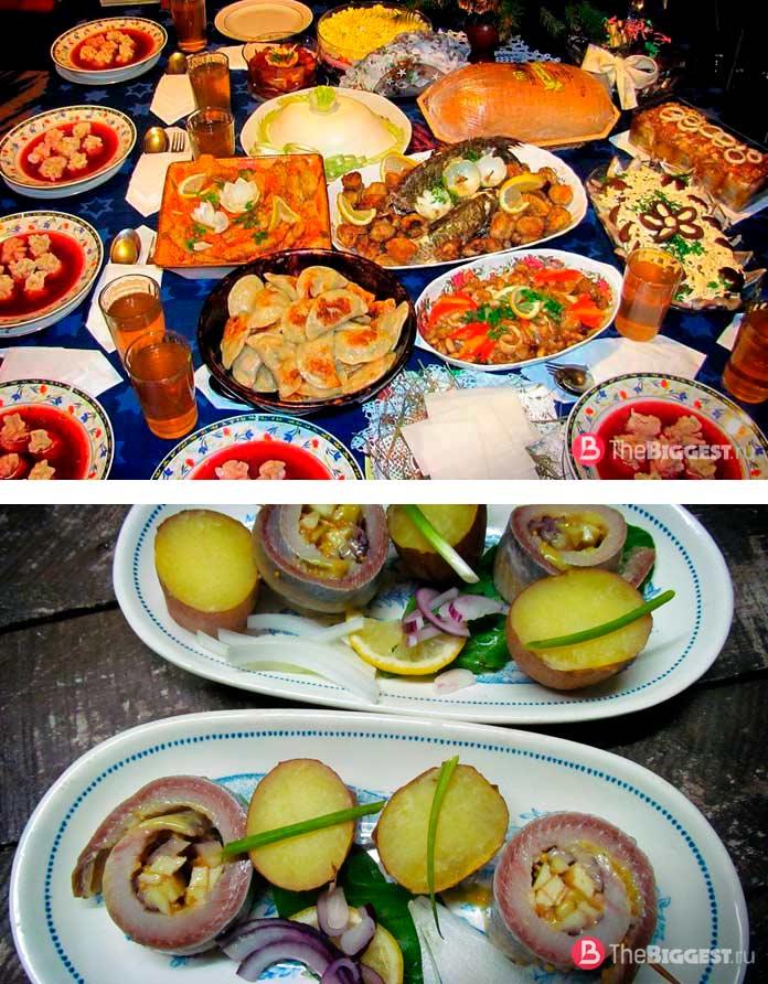 Польские блюда