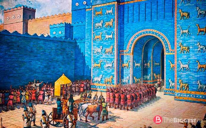 Цивилизация Древней Месопотамии