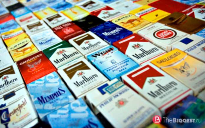 Табачные компании