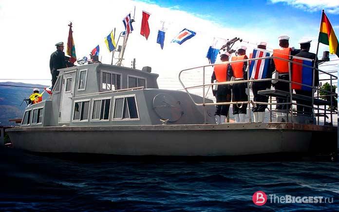 ВМФ Боливии