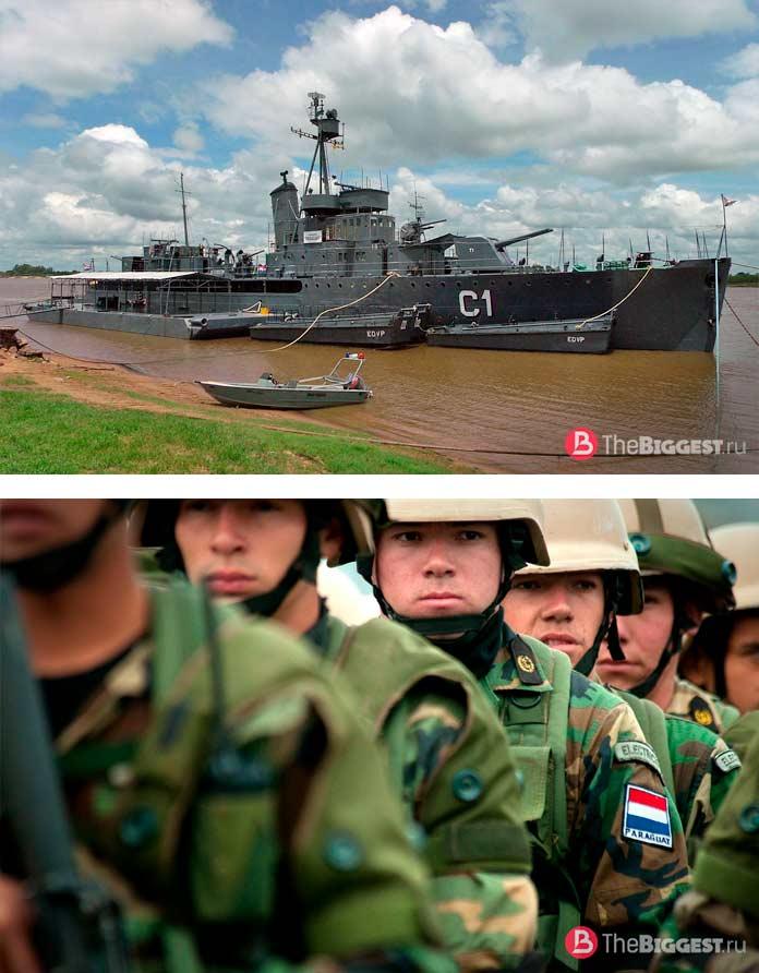 ВМФ Парагвая