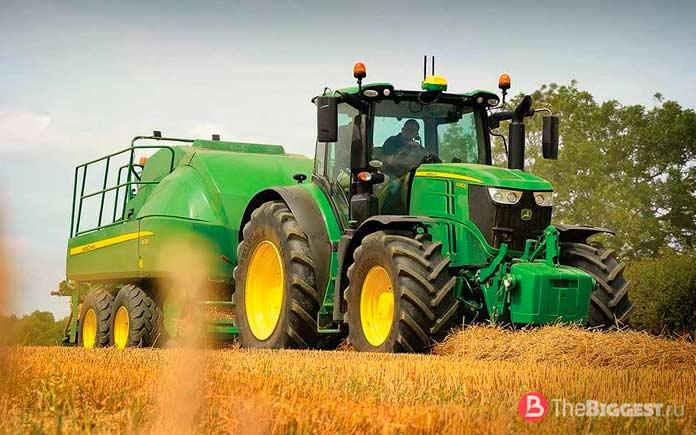 Лучшие марки тракторов