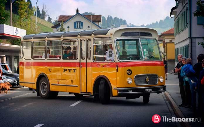 Фото быстрых Автобусов