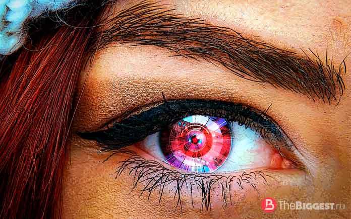 Бионический глаз