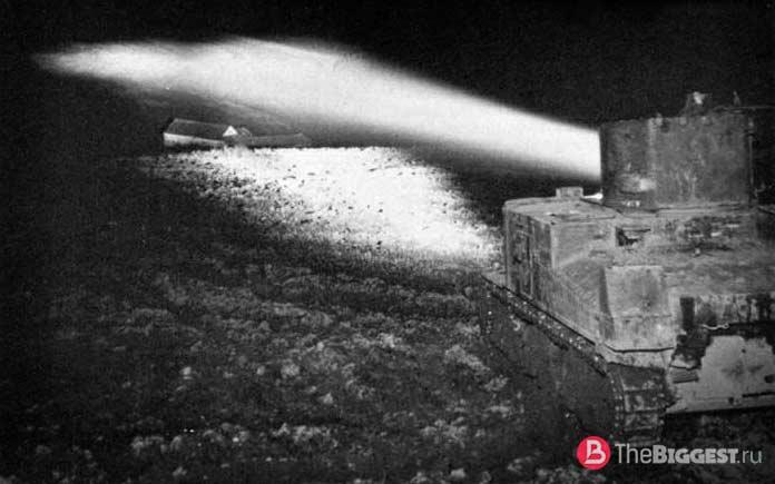 Прожекторные танки CDL