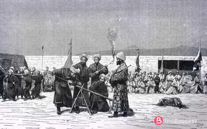 Дунганское восстание