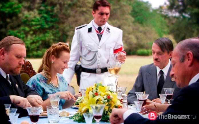 Гитлер в Аргентине
