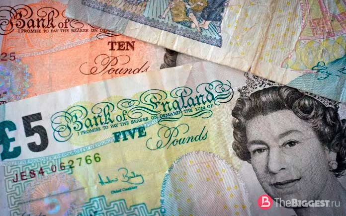 Крах британской экономикой