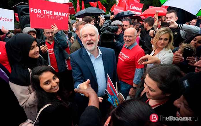 Распад лейбористской партии