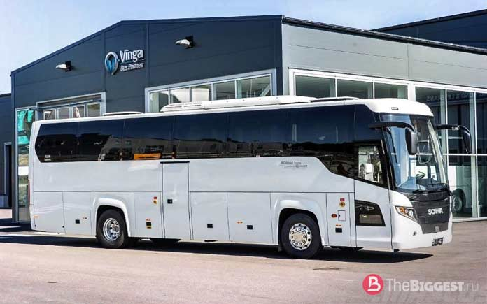 Scania (Higer) Touring