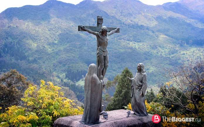 Самые известные статуи Иисуса Христа