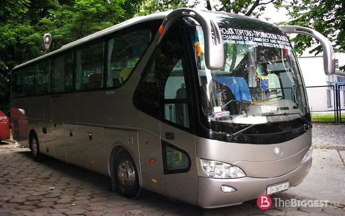 Yutong ZK6129H