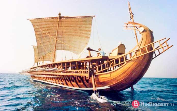 Парадокс корабля Тесея