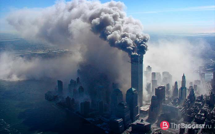 Трагедия 11-го сентября