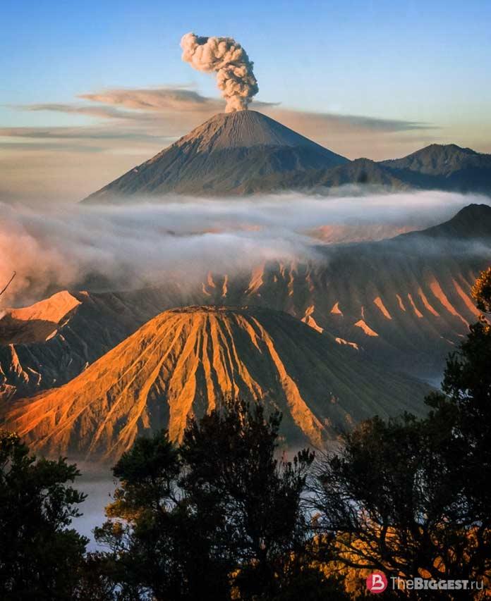 Бромо. Индонезия