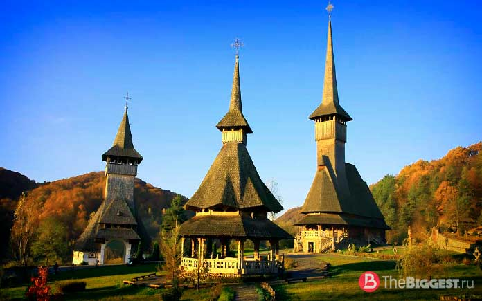 Деревянные церкви в Марамуреше