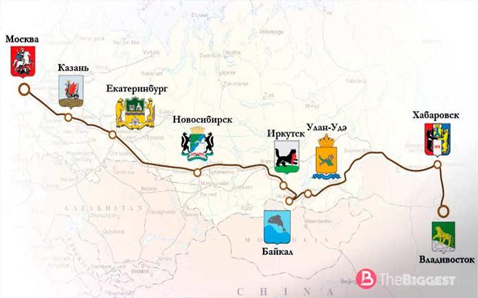 Транссибирская магистраль