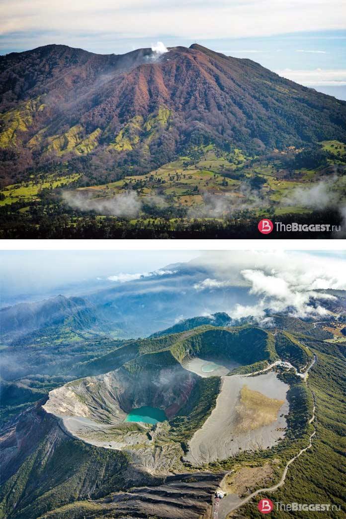 Вулкан Ируасу