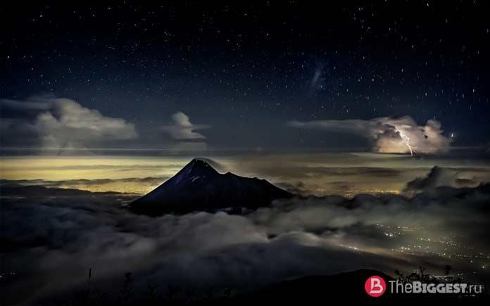 Города, которые скоро могут быть разрушены извержениями вулканов