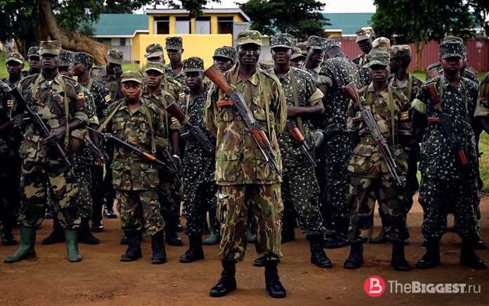 Господня армия сопротивления