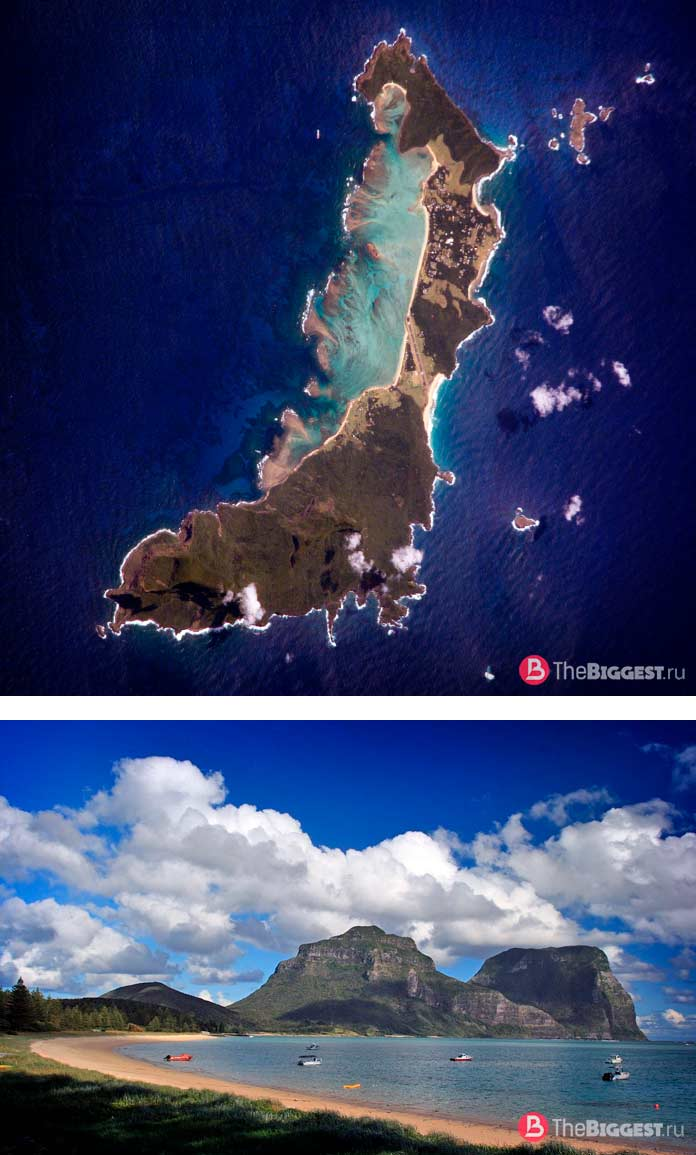 Остров Лорда Хоу