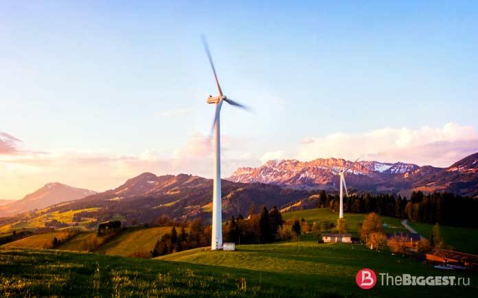 Вероятные последствия глобального потепления: Альтернативные источники энергии