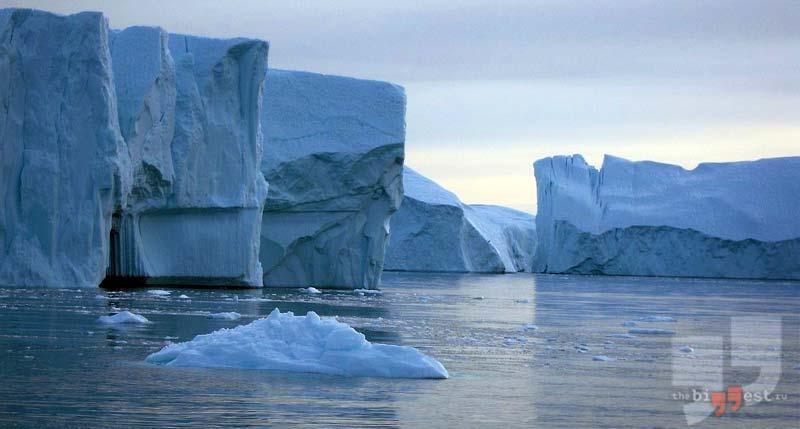 Айсберг из Гренландии. CC0