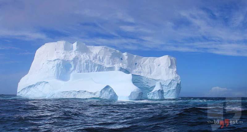 Большой айсберг. CC0