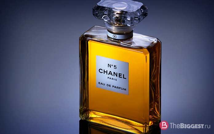 Chanel - самая продаваемая косметика