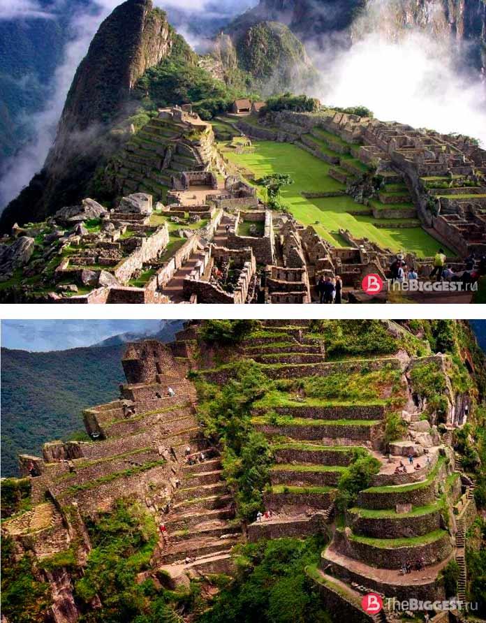 Каменное чудо столицы Инков