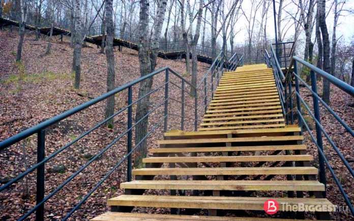 Список самых длинных лестниц в мире: Лестница в Перми