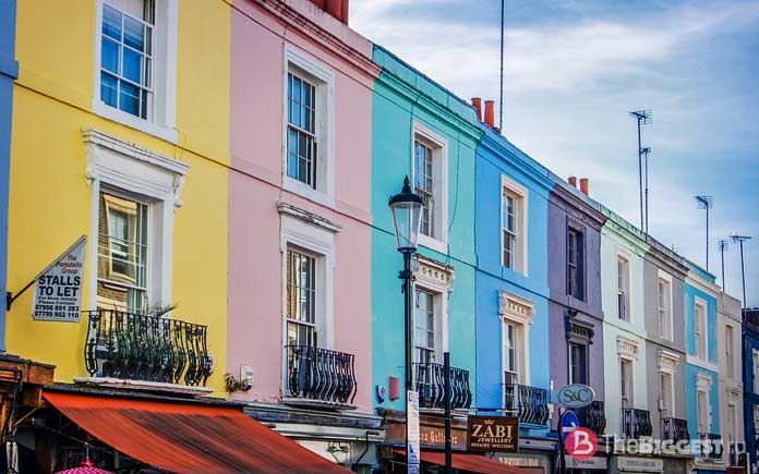 Ноттинг Хилл, Лондон, Англия