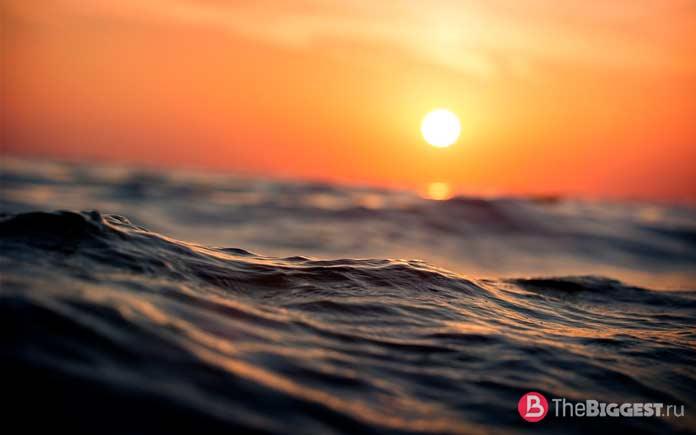 Окисление мирового океана