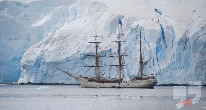 Самый высокий айсберг. CC0