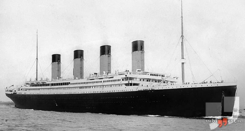 Фото «Титаника». CC0