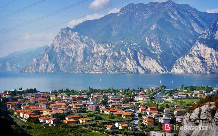 Торболе, Озеро Гарда, Италия