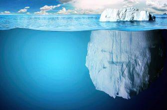 Самые крупные Айсберги. CC0