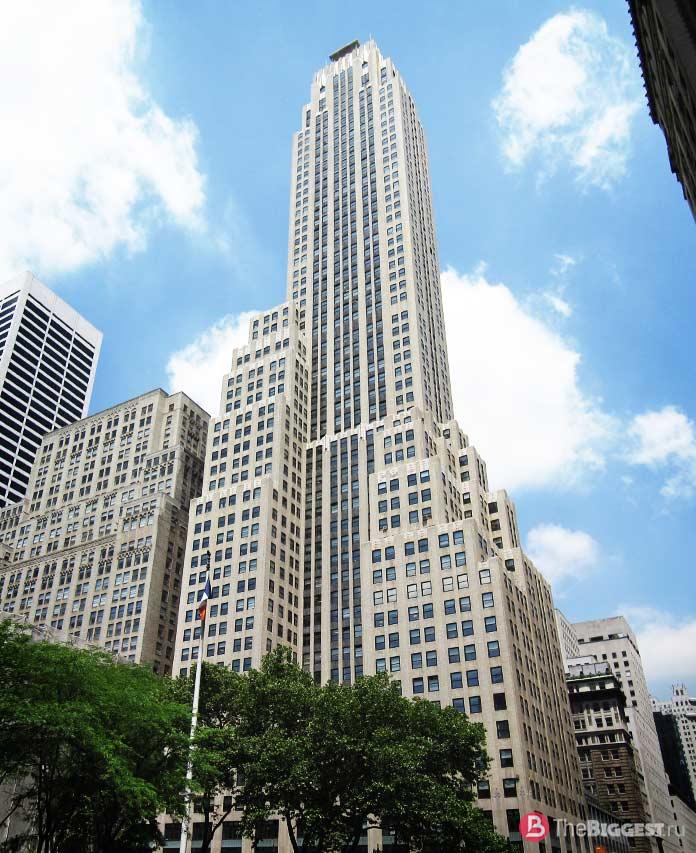 Список дорогих пентхаусов в Нью-Йорке: 212 Пятая Авеню