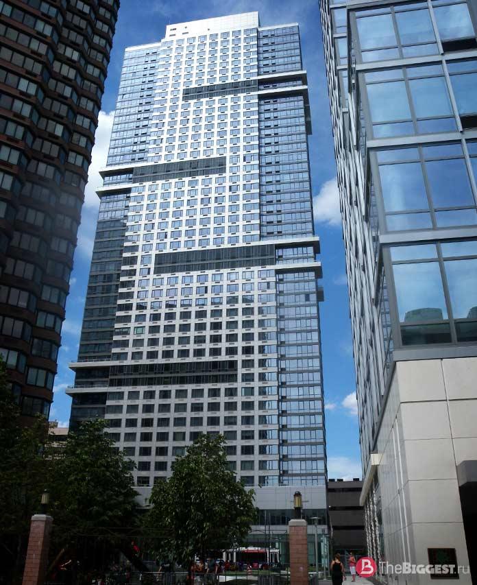 Список дорогих пентхаусов в Нью-Йорке: 635 West 42nd Street