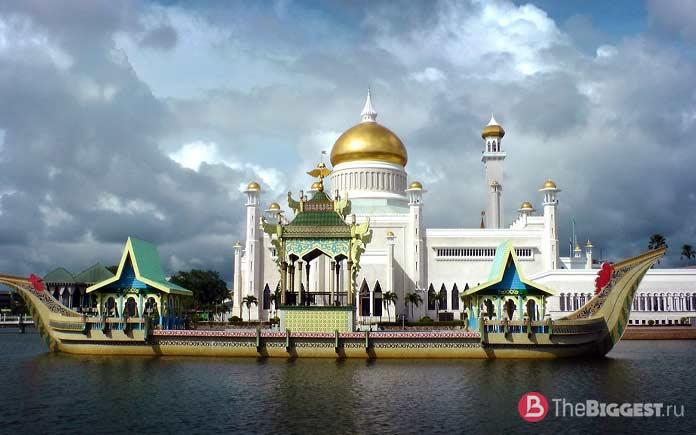 Самые богатые страны мира: Бруней