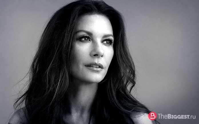 Самые красивые 50-летние женщины: Catherine Zeta-Jones