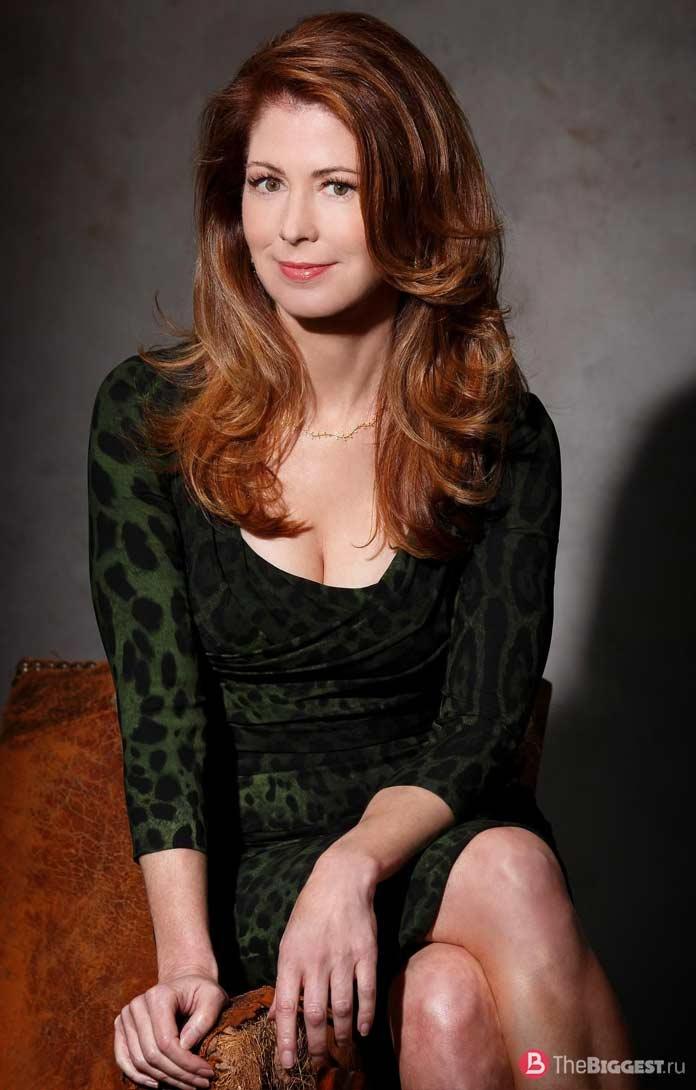 Самые красивые 50-летние женщины: Дана Дилейни